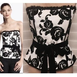 WHBM beautiful 2 corset just in time for holidays!